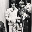 October 2 1970 - Donovan and Linda Lawrence wedding