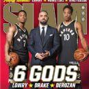 Aubrey Graham - SLAM Magazine Cover [United States] (June 2016)
