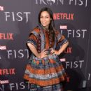 Rosario Dawson – 'Iron Fist' TV Series Premiere in New York