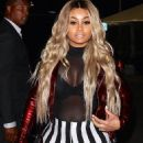 Blac Chyna Attends Rihanna's Concert at The Forum in Inglewood, California - May 3, 2016