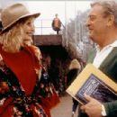 Sally Kellerman and Rodney Dangerfield