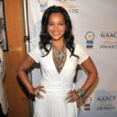 LisaRaye McCoy - 20 Annual NAACP Theatre Awards In LA August 30, 2010