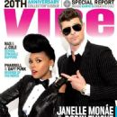 Janelle Monáe & Robin Thicke - 454 x 597