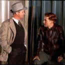 Jeff Bridges as Charles Howard and Tobey Maguire as Red Pollard in Seabiscuit.