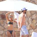Jamie Chung in Bikini on vacation in Cabo San Lucas - 454 x 680