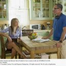 Jennifer Aniston and director David Frankel review a scene on the set of MARLEY & ME. Photo credit: Barry Wetcher. © 2008 Twentieth Century Fox and Regency Enterprises. All rights reserved.