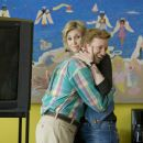 A.D. Miles as Martin Gary and Jane Lynch as Jean Sweeney in Universal Pictures' Role Models.
