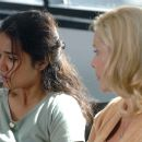 Left: Summer Bishil in director Alan Ball's TOWELHEAD, a Warner Independent Pictures release.  PHOTO CREDIT: Dale Robinette © 2007 Twin Flags, L.L.C. - 454 x 302