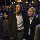 Left to Right: Michael Esparza, Melonie Diaz, Steve Coogan, Amy Poehler and Joseph Julian Soria in the scene of Hamlet 2.
