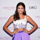 Katherine Haik- 2016 Miss Teen USA Competition - Arrivals - 454 x 563