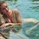 Rosie Huntington Whiteley – Glamour Magazine (June 2017) - 454 x 341