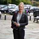 Gemma Atkinson – Arriving at Hits Radio in Manchester - 454 x 765