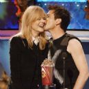 Nicole Kidman and Ewan McGregor At The 2002 MTV Movie Awards