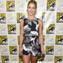 Emily Bett Rickards– Comic-Con International 2016 - 'Arrow' Press Line - 400 x 600