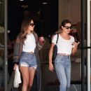 Lea Michele – Shopping at 'Switch Boutique' in Bel-Air