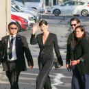 Caitriona Balfe – Arriving at the 'Jimmy Kimmel Live' in LA