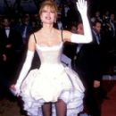 Geena Davis in The Academy´s Awards (Oscar´s) in 1992