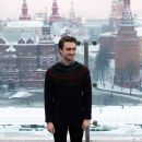 Daniel Radcliffe in Moscow
