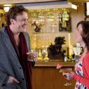 "Sydney Fife (Jason Segel, left) tries to strike up a conversation with the hapless Hailey (Sarah Burns, right) in the comedy ""I Love You, Man."" Photo Credit: Scott Garfield. Copyright © 2009 DW Studios L.L.C. All Rights Reserved."