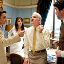 (l to r) Andy Garcia, Aishwarya Rai, Steve Martin and Alfred Molina star in MGM Pictures and Columbia Pictures' comedy THE PINK PANTHER 2. Photo credit: Peter Iovino