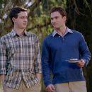 Finch (Eddie Kaye Thomas) and Stifler (Sean William Scott)