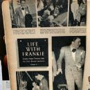 Frank Sinatra - Movie Life Magazine Pictorial [United States] (September 1946) - 454 x 605