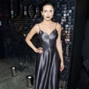 Camilla Belle – Dior Addict Lacquer Pump Launch Party in West Hollywood - 454 x 681