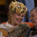 Anna Rhoades  (Betsy Palmer) and Mo Kegley (Pat Hingle) in Waltzing Anna - 2006