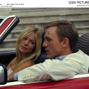 Left: Sienna Miller as Tammy; Right: Daniel Craig as XXXX; Photo by Daniel Smith/courtesy  of Sony Pictures Classics.