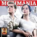 Josh Hutcherson, Jennifer Lawrence - Mozimania Magazine Cover [Hungary] (October 2013)