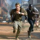 LEONARDO DiCAPRIO stars as Danny Archer and DJIMON HOUNSOU stars as Solomon Vandy in Warner Bros. Pictures' and Virtual Studios' action drama 'Blood Diamond,' distributed by Warner Bros. Pictures. Photo by Jaap Buitendijk.
