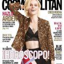 Coco Rocha - Cosmopolitan Magazine Cover [Mexico] (August 2017)