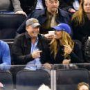 Ashley Benson – Boston Bruins v New York Rangers game in New York - 454 x 292