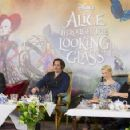 Alice Through the Looking Glass (2016) - 454 x 227
