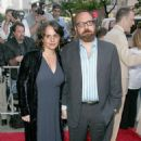 Elizabeth Cohen and Paul Giamatti