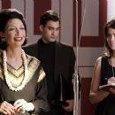 Illeana Douglas as Diana Vreeland in Factory Girl - 2006