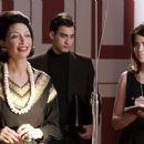 Illeana Douglas as Diana Vreeland in Factory Girl - 2006