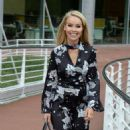 Katie Piper Arrives at her Hotel in Manchester - 454 x 816