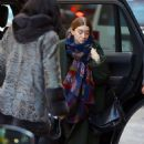 Mary-Kate Olsen – Spotted at her office in New York City