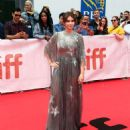 Felicity Jones – 'The Aeronauts' premiere – TIFF 2019 - 454 x 654
