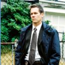 Kevin Bacon stars in Warner Bros. Pictures drama 'Mystic River.' The Malpaso Production also stars Sean Penn, Kevin Bacon, Laurence Fishburne and Laura Linney.