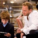 Jimmy Bennett as Conor James and Josh Lucas as John Dylan in Adventure movie Poseidon - 2006