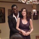 Left to Right: Tunde Adebimpe as Sidney, Rosemarie DeWitt as Rachel. Photo by Bob Vergara © 2007 Sniscak Productions, INC. Courtesy Sony Pictures Classics. All Rights Reserved.