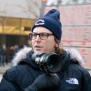 "Director DAVID DOBKIN on the set of Warner Bros. Pictures' holiday comedy ""Fred Claus,"" distributed by Warner Bros. Pictures. The film stars Vince Vaughn and Paul Giamatti. Photo by Zade Rosenthal - 454 x 303"