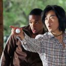"(L-R) ARLEN ESCARPETA as Lawrence and AARON YOO as Chewie in New Line Cinema's and Paramount Pictures' horror film ""Friday the 13th,"" a Warner Bros. Pictures release. Photo by John P. Johnson"