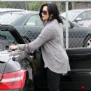 Demi Lovato goes to clinic to treat her bulimic problems (April 5)