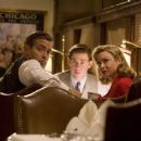 (L to R) Team captain Dodge Connolly (GEORGE CLOONEY), war hero Carter Rutherford (JOHN KRASINSKI) and newswoman Lexie Littleton (RENÉE ZELLWEGER) in a quick-witted romantic comedy set against the backdrop of America's pro-football league in 1925&#8
