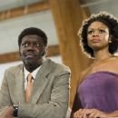 Elston (Bernie Mac) and Sue Davis (Kimberly Elise) in Pride