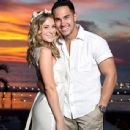 Carlos Pena and Alexa Vega's wedding in CAbo San Lucas January 4,2014 - 454 x 437