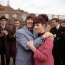 Ringo and Maureen Starr